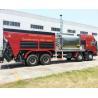 China 8m3 Tank Capacity Asphalt Construction Equipment Synchronous Chip Sealer LMT5312TFC wholesale