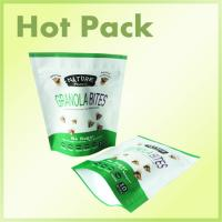 China Aluminum Foil Printed Stand Up Pouches High Transparency Punctures Proof wholesale