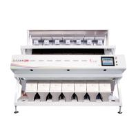 China Automatic CCD Steamed Rice Color Sorter Rice Processing Machine 7 Channels wholesale