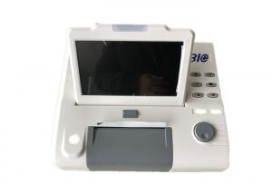 China Patient Vital Signs Monitor Fetal Maternal Monitor With FHR, TOCO, FM 4 Languages Avaialble on sale