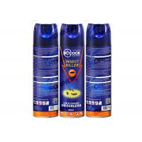 China 400ML Aerosol Insecticide Killer Spray Automatic Scent Biological Powerful wholesale
