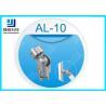 360 Degree Inner Aluminum Tubing Joints Sand Blasting Free Rotation AL-10 Manufactures