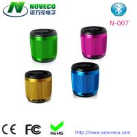 China Fashion Mini Speakers with Bluetooth TF Slot Handfree Stereo BeatBox wholesale