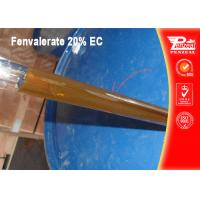 China Non Systemic Insecticide For Fruit Trees Fenvalerate 20% EC CAS NO 51630-58-1 on sale