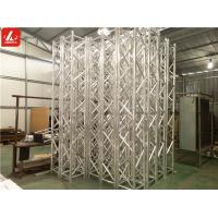 China Newly 390mm Exhibit Truss Aluminum Spigot Truss For Indoor Or Outdoor Events wholesale