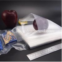 China Food Grade Custom high quality low price Textured/Embossed Vacuum Bag roll, Food Packaging wholesale