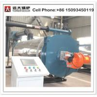 China High temperature Gas Oil Fired 700kw 1400 kw thermal oil boiler on sale