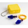 China CE EN352-2 ANSI S3.19 Ear Plug TPR Earplugs wholesale