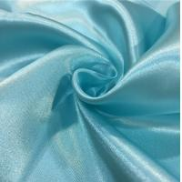 Quality Cloth Lining Lightweight Chiffon Fabric , Colorful Polyester Chiffon Fabric for sale