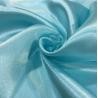 China Cloth Lining Lightweight Chiffon Fabric , Colorful Polyester Chiffon Fabric wholesale