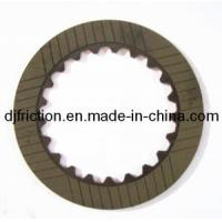 China Paper Face Inter Side Teeth Friction Discs (ZJC-X66-01) wholesale