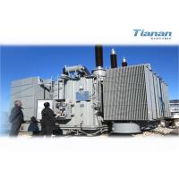 China 242kv 150MVA off Load Industrial  Oil immersed Compact Transformer Substation wholesale