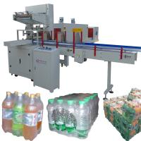 Buy cheap High quality Beverage and Water Bottle Shrink wrap Packing Machine (Young Chance from wholesalers