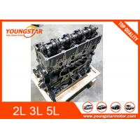 China Casting Iron Material Engine Long Block For Toyota Hilux Dyna Hiace 2L 3L 5L wholesale