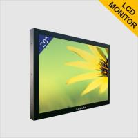 China Full HD 1080P 20 Inch LG / Samsung CCTV LCD Monitor For Restaurant / Airport wholesale