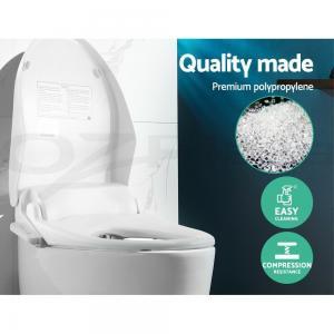 China Heated Smart Bidet Toilet Seat Temperature Sensor Water Nozzle Bidet Washing wholesale