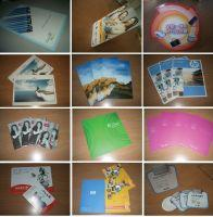 China colorful brochure printing wholesale
