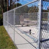China Electro Galvanized Chain Link Wire Mesh wholesale