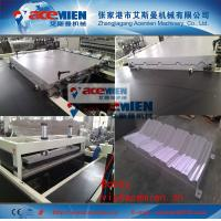 China Plastic Multi Layer Roofing Tile Making Machine Roll Forming Line 55kw / 110kw wholesale