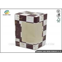 China Luxury Chocolate Candy Boxes , Cardboard Food Packaging Boxes Biodegradable Friendly wholesale