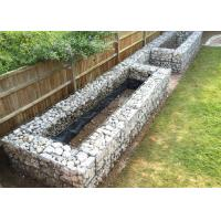 China Landscape Wire Cages Rock Retaining Walls Corrosion Resistance Free Sample on sale