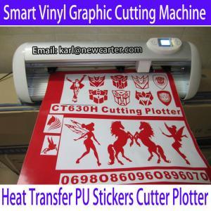 China 630 Vinyl Cutting Plotter Creation Vinyl Sign Cutter Contour Cutting Plotter Pcut Cutters wholesale
