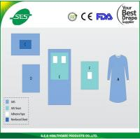 China Hot Sale Disposable Surgical Cardiovascular Drape Pack with EO Sterile Manufacturer wholesale
