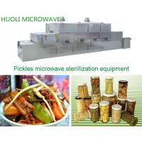 China Stainless Steel Microwave Drying Machine Herbal Sterilization In Pharmaceutical Industry wholesale