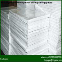 China 100gsm Colored Offset Paper with Wood Pulp wholesale