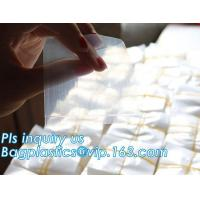 China Different Size Custom Printed Clear Poly Small Bag, Poly Bags for Small Items, super small poly bags in small size pac on sale
