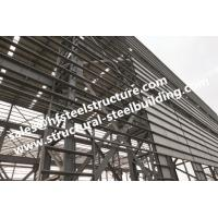 China Q235 Q345 Heavy Metal Structural Steel Fabrication wholesale