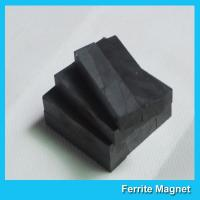 China High Energy Industrial Ferrite Magnets Block Shaped For Industrial Application wholesale