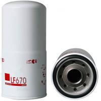China Auto parts oil filter Brand new Engine parts Truck Lube Spin On Oil Filter LF670 wholesale