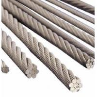 China Stainless Steel Balustrade Wire Rope - AISI316 wholesale