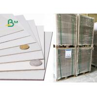 Quality Recycled Grey Board Paper for sale