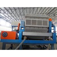 China Roller Type Pulp Molding Machine Egg Tray Machine Production Line wholesale