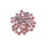 China Strong Glue Crystal Hotfix Rhinestones , Sparkles Rhinestones 12 / 14 Facets wholesale