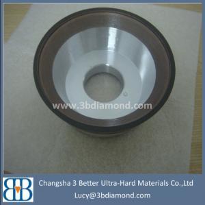 China 6A2 cup diamond grinding wheel vitrified wholesale