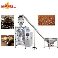China Auto Form Fill Seal Coffee Packaging Machine For Coffee / Creamer / Cocoa Powder wholesale