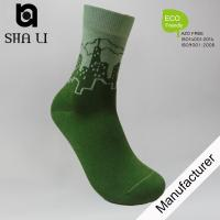 China fashion bamboo sock for men on sale