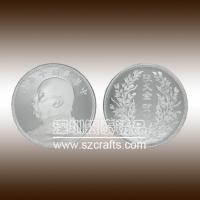 China 2015 made in China custom Euro/Ancient China souvenir metal coin on sale