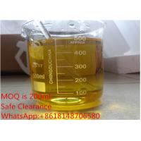 Quality Legal Injectable Steroids Testosterone Enanthate 99% Semi-Finished Oil 250mg/Ml for sale