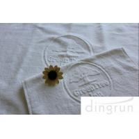 China 380gsm Premium Custom Embroidered Bath Towels Durable Without Harmful Chemicals wholesale
