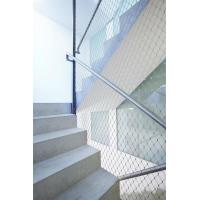China High Strength X-tend Stainless Steel Cable Mesh Fence For Stair wholesale