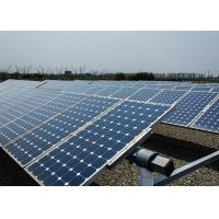 China Safety Yingli Solar Panels 21.6 V Circuit Voltage With Anti Reflective Glass wholesale