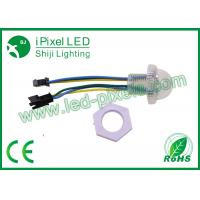 China Waterproof 19Mm hole 26mm 3led high power LED module / led point light wholesale