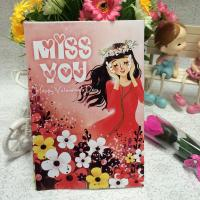 China Custom Offset Printing Musical Paper Greeting Cards 30 Seconds Audio Playing Time wholesale