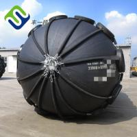 China Hot Sale Inflatable Pneumatice Rubber Fender for ship to ship wholesale