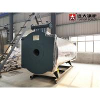 China 1400kW Thermal Oil Heater Boiler For Plywood Rubber Oil Refinery Industry wholesale