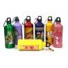 China Oem Logo Silver Aluminum Bottles 500Ml Aluminum Water Bottles Aluminum Water Bottle Sublimation wholesale